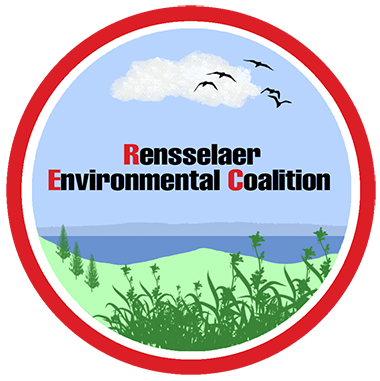 Rensselaer Environmental Coalition Logo